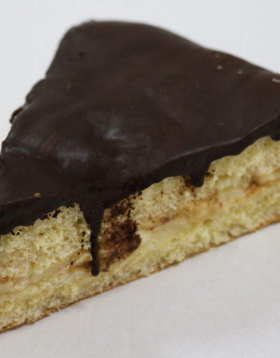 cuña de chocolate